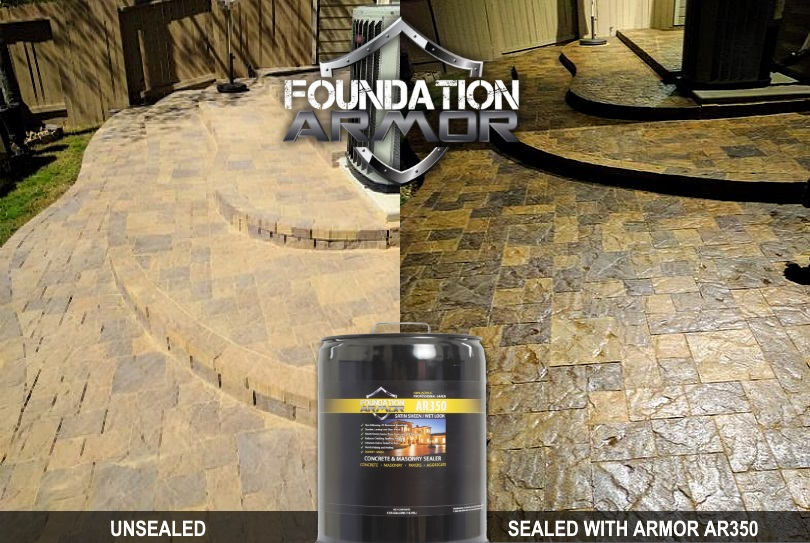 How to Reseal Stamped Concrete