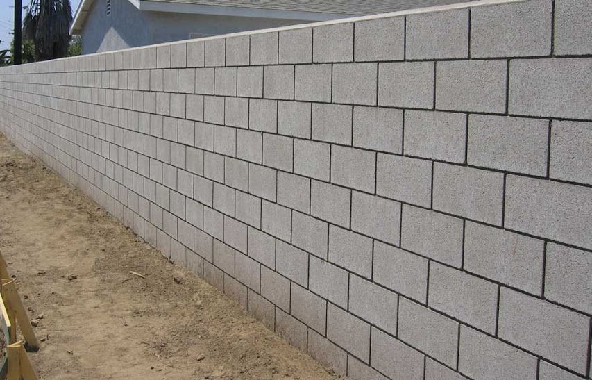 Best concrete block and cmu cinderblock sealers for Block wall foundation
