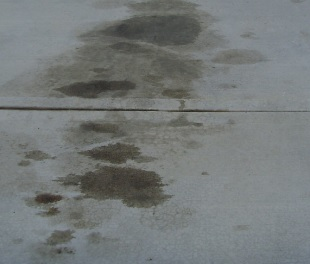 Concrete sealers articles and news from foundation armor for Grease stains on concrete