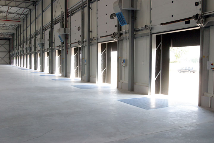 Concentrated sodium silicate concrete sealer and densifier for Mechanic shop flooring