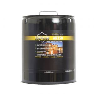 5 GAL Armor AR350 Wet Look Satin Sheen Sealer