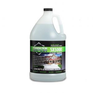 Silane Siloxane Concrete and Masonry Water Repellent Sealer