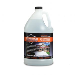 Water Based Silane Siloxane Concrete Masonry Sealer